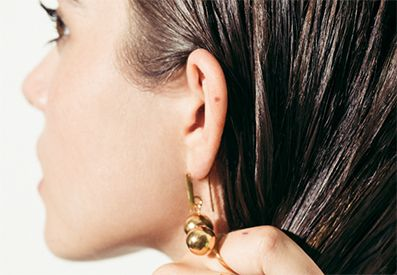 bol - earrings and ring